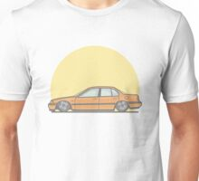 Honda Accord CB-7 Vector Illustration Unisex T-Shirt