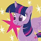 Twilight Sparkle by Carrie Wilbraham