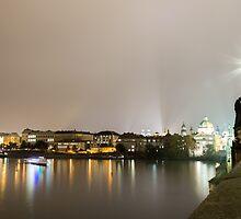 evening in Prague by zakaz86