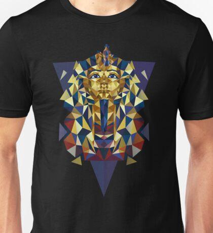 Golden Tutankhamun Unisex T-Shirt
