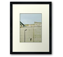Urban Poetry Framed Print
