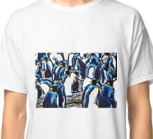 A Waddle of Penguins Classic T-Shirt