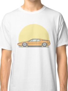 BMW M1 Vector Illustration Classic T-Shirt