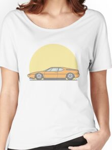 BMW M1 Vector Illustration Women's Relaxed Fit T-Shirt