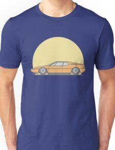 BMW M1 Vector Illustration Unisex T-Shirt