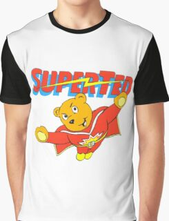 SuperTed Graphic T-Shirt