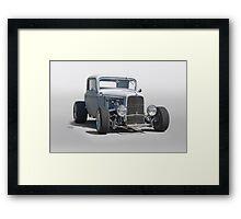 1932 Ford 'Primer Coat' Coupe I Framed Print