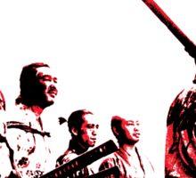 Shichinin no Samurai Sticker