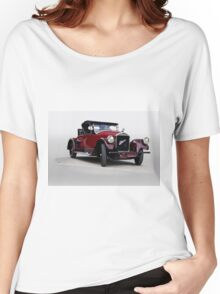1927 Pierce Arrow Series 80 Runabout Women's Relaxed Fit T-Shirt