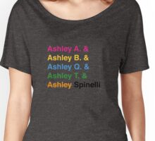 Recess - Ashleys Women's Relaxed Fit T-Shirt