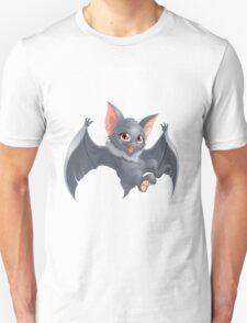 Cute Red Eyed Bat T-Shirt