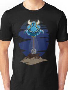 Shovel Yoga Knight Unisex T-Shirt