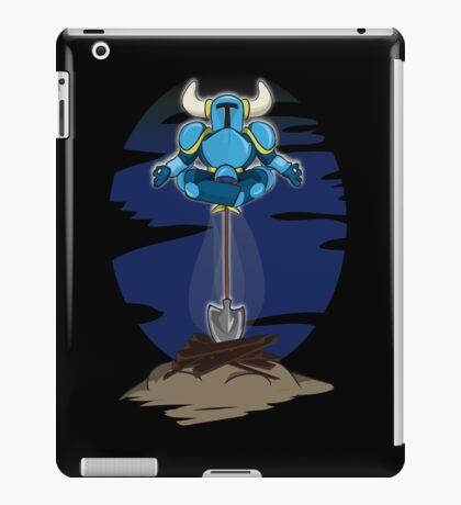 Shovel Yoga Knight iPad Case/Skin