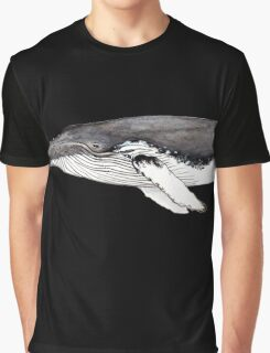 Humpback whale Graphic T-Shirt
