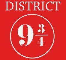 Fandom Crossover District 9 3/4 by pottergod