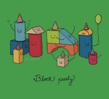 Block party Kids Tee
