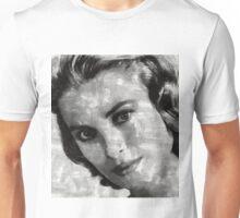 Grace Kelly by Mary Bassett Unisex T-Shirt
