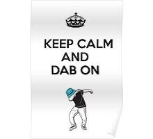 Dab Poster