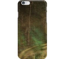Undergrowth  iPhone Case/Skin