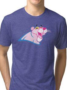 Carolina Pink Panthers Tri-blend T-Shirt