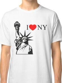 Splash I <3 NY Daryl Hannah Tom Hanks Mermaid Madison Classic T-Shirt