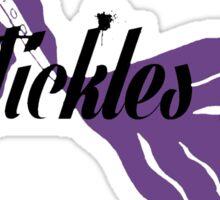 Ten Tickles Art Logo Sticker