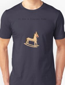 How I miss that horse Unisex T-Shirt