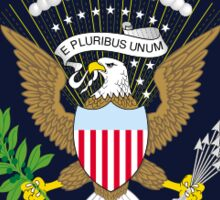 President of the united states seal Sticker