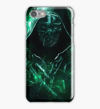 Dishonored fanart iPhone Case/Skin