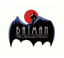 the animated series  Art Print