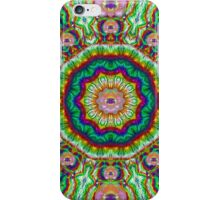 Flower Chakra Of Healing Floral iPhone Case/Skin