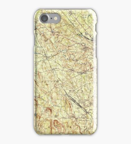 New York NY Albany 139147 1927 62500 iPhone Case/Skin