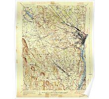 New York NY Albany 139147 1927 62500 Poster