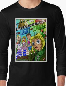 The Legend, is more than just a game! (CuteLucca) Long Sleeve T-Shirt