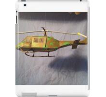 Prison made Bell Huey iPad Case/Skin