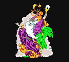 Skeleton Wizard Unisex T-Shirt