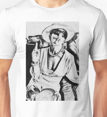 Woman of class Unisex T-Shirt