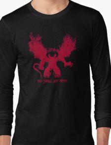 Durin's Bane Long Sleeve T-Shirt