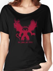 Durin's Bane Women's Relaxed Fit T-Shirt