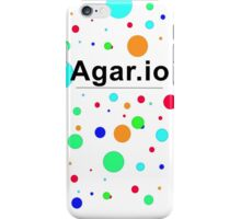 Agar.io logo iPhone Case/Skin