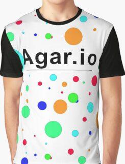 Agar.io logo Graphic T-Shirt