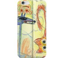 topsy-turvy world iPhone Case/Skin