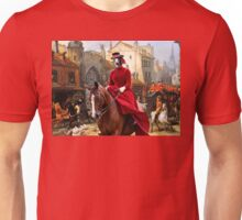 Whippet Art - The Hunt Unisex T-Shirt