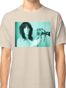 Patti Smith - Tee Print Classic T-Shirt