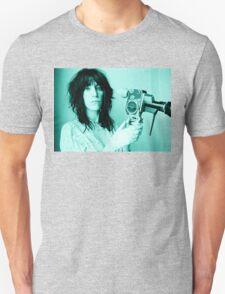 Patti Smith - Tee Print Unisex T-Shirt