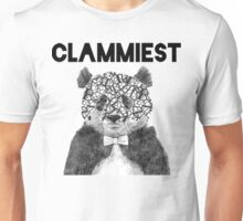 Clammiest Panda (Face) Unisex T-Shirt