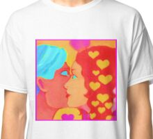 Forms Of Love Male FeMale Classic T-Shirt