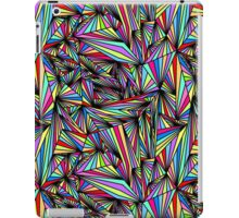 Inside the rainbow - black iPad Case/Skin