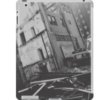 Building A Ghost Town iPad Case/Skin