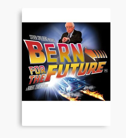 Bern For The Future Canvas Print